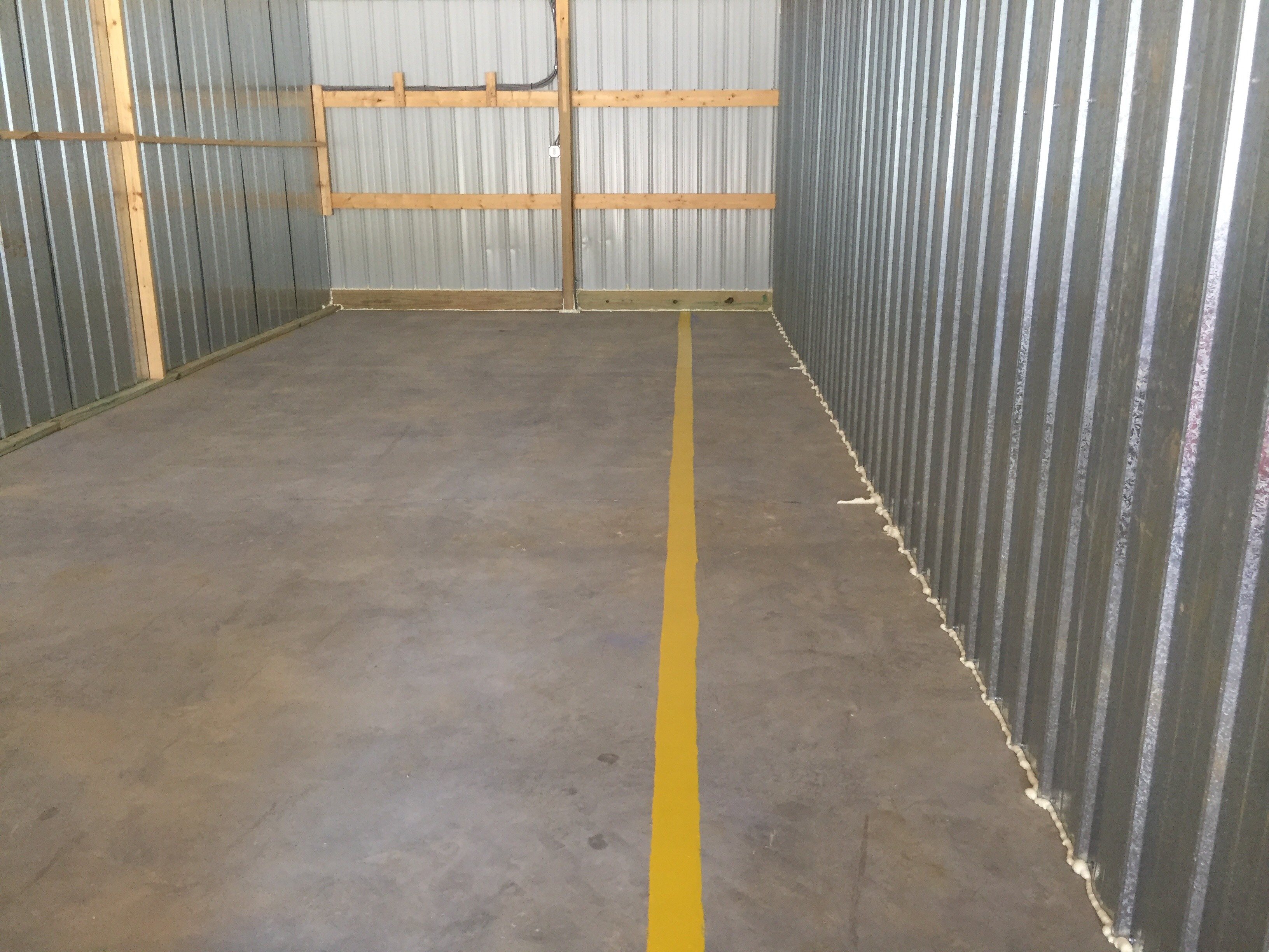 Large Storage Unit - RV and Boat Storage